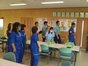 ヒタチ様工場見学会(3)