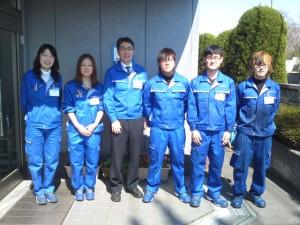 2011年度新入社員
