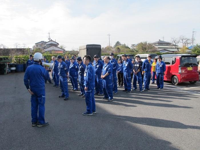 防災訓練2015 001